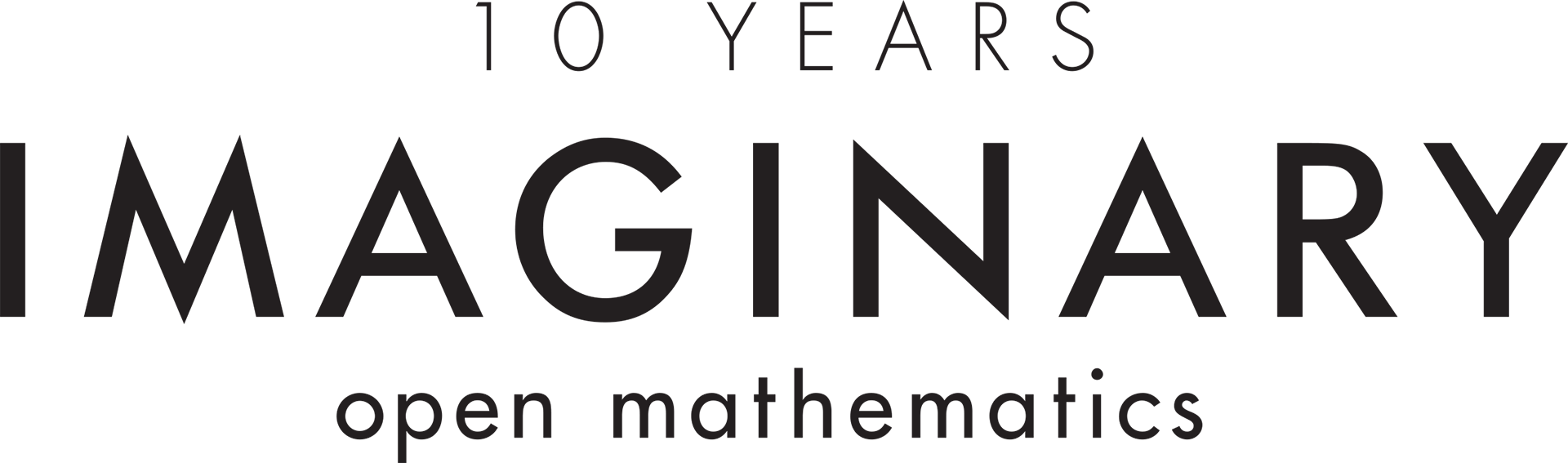 10 Years: IMAGINARY, Open Mathematics
